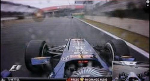 F1: Vettel, mondiale a rischio! Sorpasso con bandiera alzata [Video]